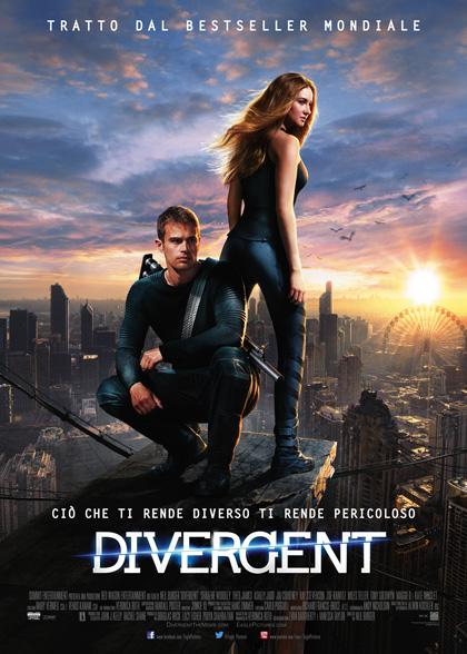 Locandina italiana Divergent