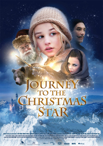 Locandina Journey To the Christmas Star