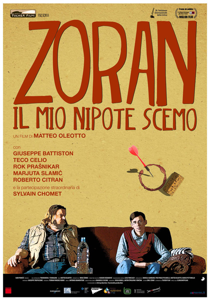 Guarda gratis Zoran, il mio nipote scemo in streaming italiano HD