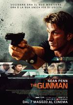 Locandina The Gunman