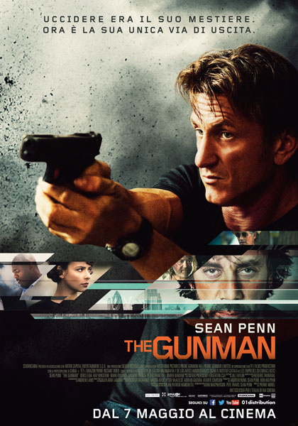 The Gunman in streaming & download