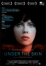Poster del film Under the Skin