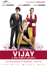 Locandina Vijay - Il mio amico indiano