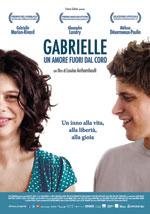 Locandina Gabrielle - Un amore fuori dal coro