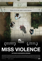 Locandina Miss Violence