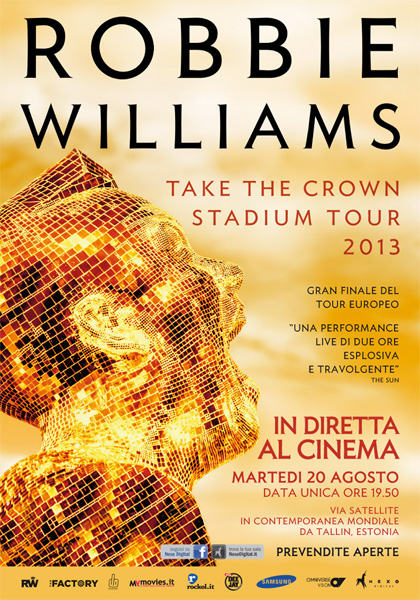 Robbie Williams - Stadium Tour