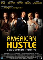 Locandina American Hustle - L'apparenza inganna