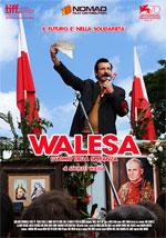 Locandina Walesa - L'uomo della speranza