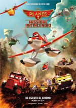 Locandina Planes 2 - Missione Antincendio