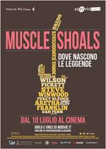 Locandina Muscle Shoals - Dove nascono le leggende