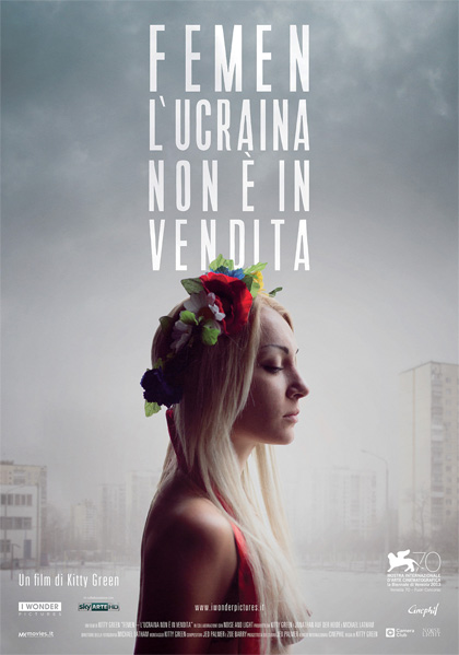 Femen: L'Ucraina non è in vendita in streaming & download