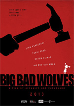 Locandina Big Bad Wolves
