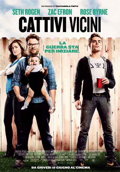 Cattivi vicini in streaming & download