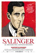 Locandina Salinger - Il mistero del giovane Holden