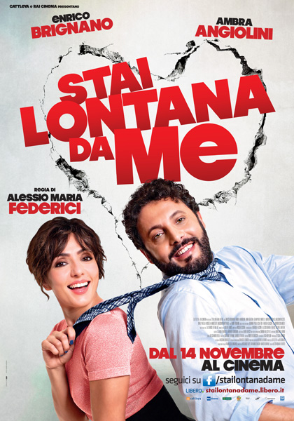 Stai Lontana da Me (2013) .avi MD MP3 HDCAM - iTA