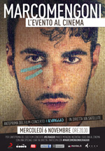Trailer Marco Mengoni - L'evento al cinema