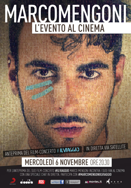 Marco Mengoni - L'evento al cinema
