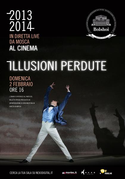 Il balletto del Bolshoi: Illusioni perdute