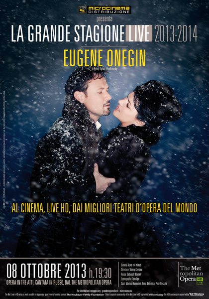 The Metropolitan Opera di New York: Eugene Onegin
