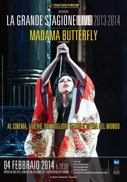 Teatro Regio di Torino: Madama Butterfly