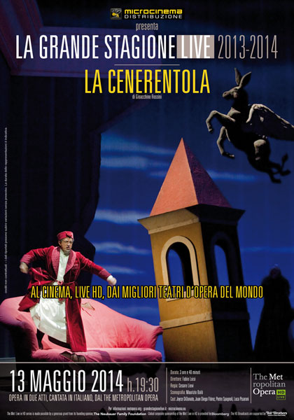 The Metropolitan Opera di New York: La Cenerentola