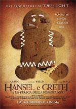 Locandina Hansel & Gretel e la strega della foresta nera
