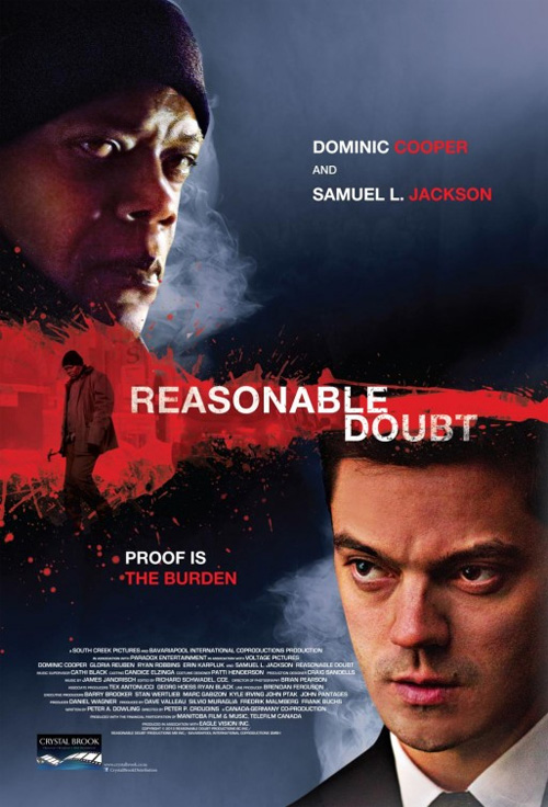 Poster Un ragionevole dubbio
