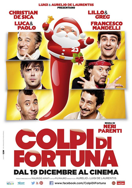 Guarda gratis Colpi di fortuna in streaming italiano HD