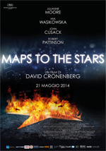 Locandina Maps to the Stars
