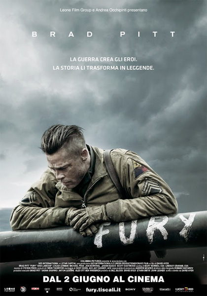 Fury in streaming & download