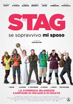 Locandina The Stag - Se sopravvivo mi sposo