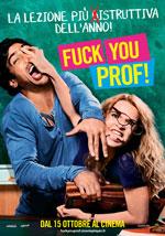 Trailer Fuck You, Prof!