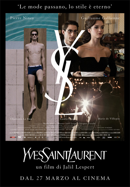 Yves Saint Laurent (2014) DvD 9