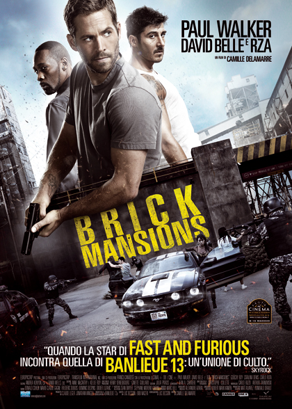 Brick Mansions in streaming & download