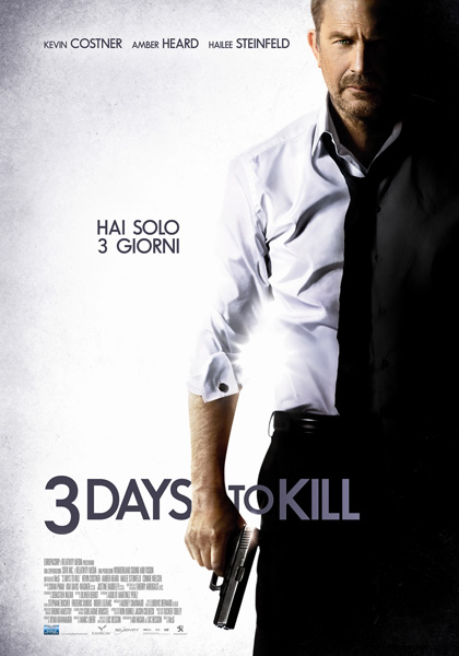 3 Days to Kill in streaming & download