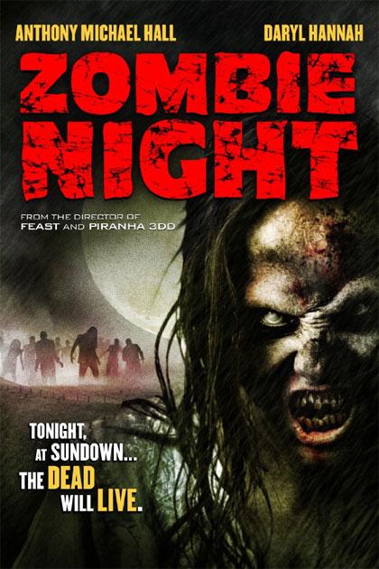Locandina Zombie Night