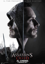 Locandina italiana Assassin's Creed