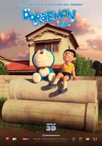 Locandina Doraemon 3D
