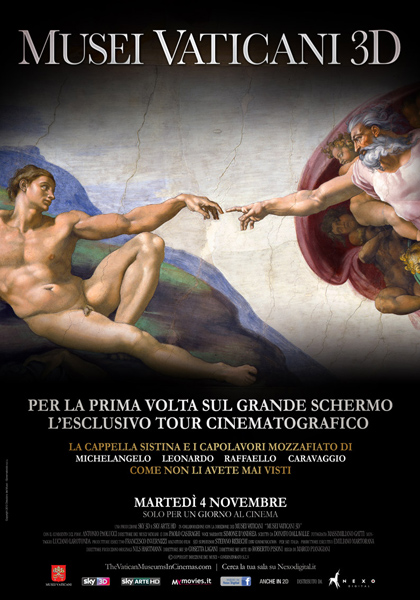 Musei Vaticani 3D in streaming & download