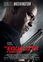 Locandina The Equalizer - Il Vendicatore