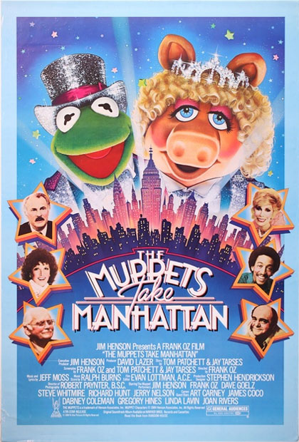 Trailer I Muppets alla Conquista di Broadway