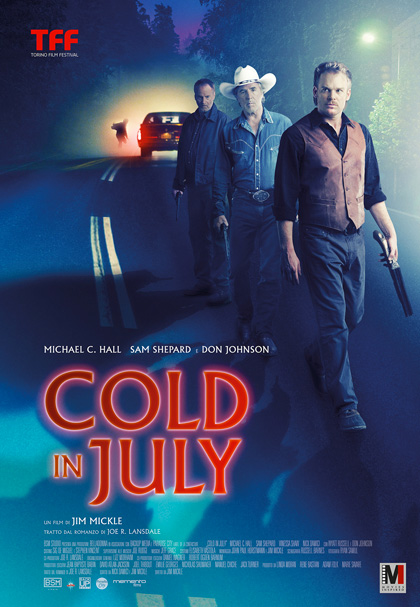 Cold in July in streaming & download
