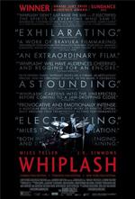 Poster Whiplash  n. 1
