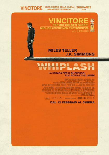 Whiplash in streaming & download
