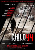 Locandina Child 44 - Il bambino n. 44