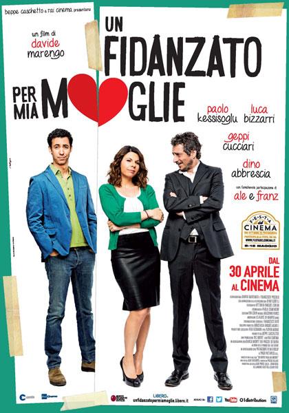 Un Findazato per mia Moglie (2014) Dvd 9