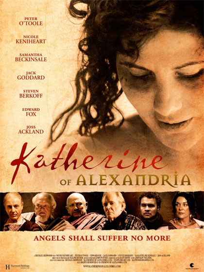 Trailer Katherine of Alexandria