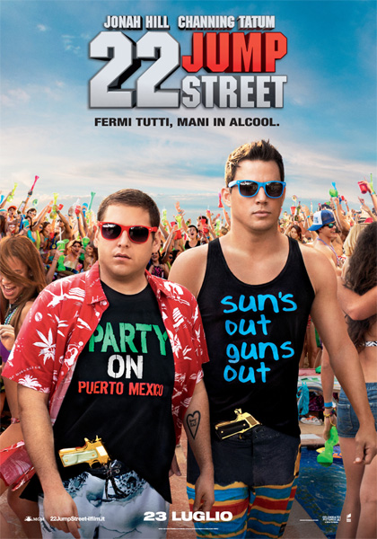 22 Jump Street in streaming & download