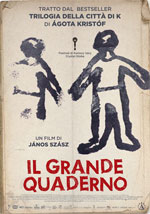 Locandina italiana Il grande quaderno