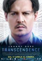Locandina Transcendence